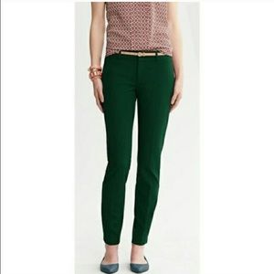 Solan green pants